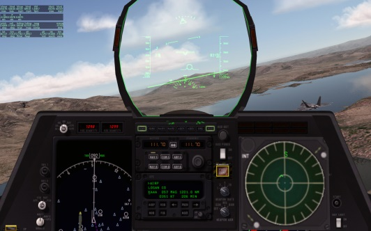 Flight simulation technology