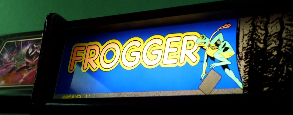 Frogger game using JavaScript and HTML