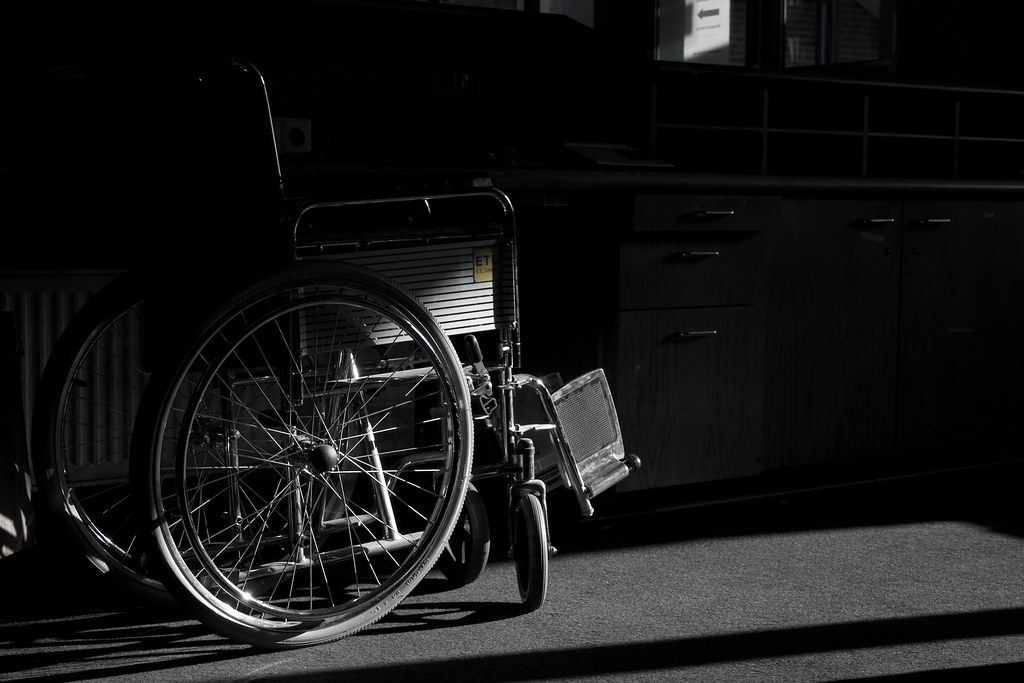 Gesture Controlled Wheel chair