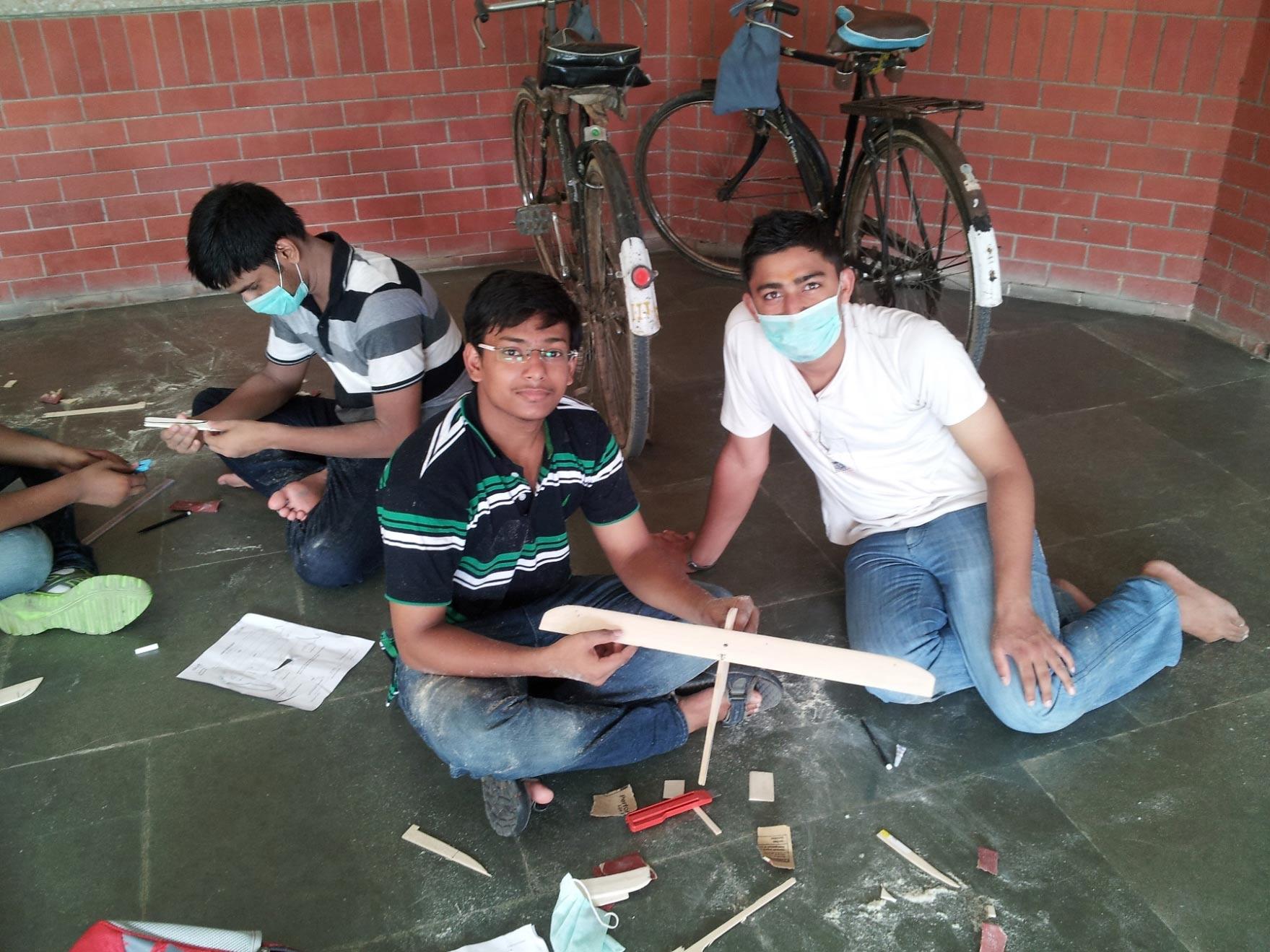 IITK Glider Fabrication