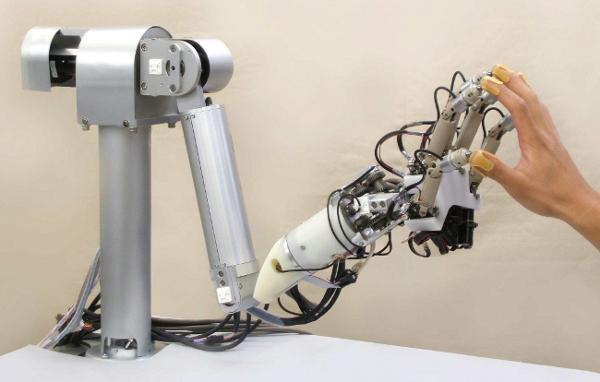Haptic Arm Arduino