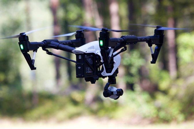 Health Monitoring Drone