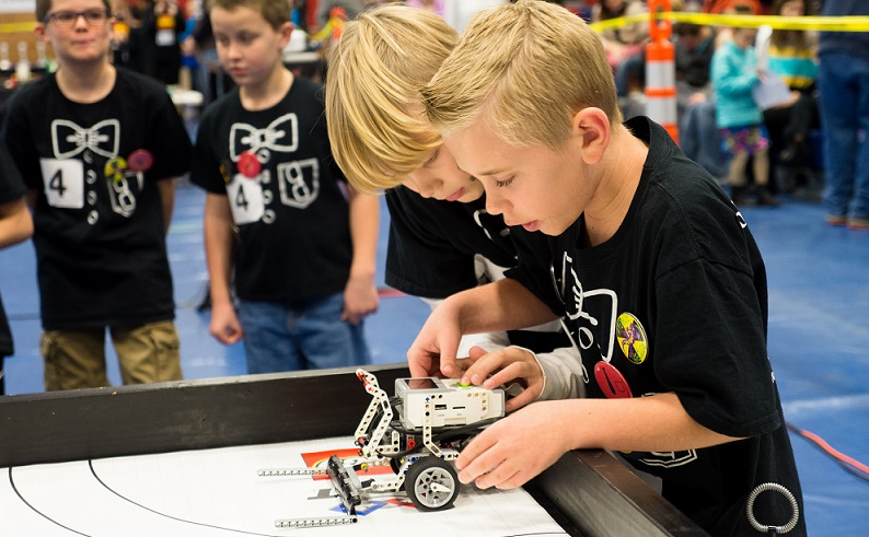 How Robotics competition help kids to prepare for the future?