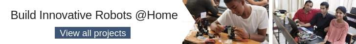 Great Robotics Projects with Kits and Video Tutorials for Engineering Students