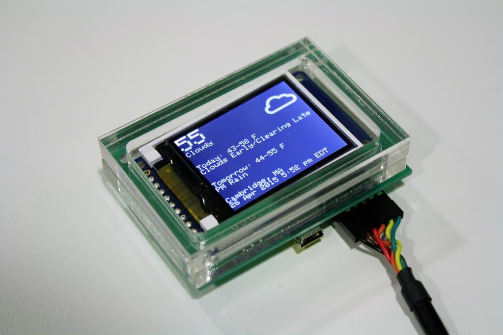 Mini Weather Station using Arduino