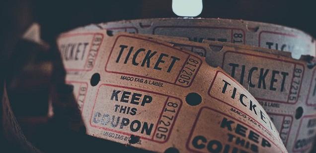 Movie Ticket Booking system using python