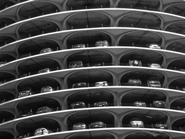 Parking management in urban areas