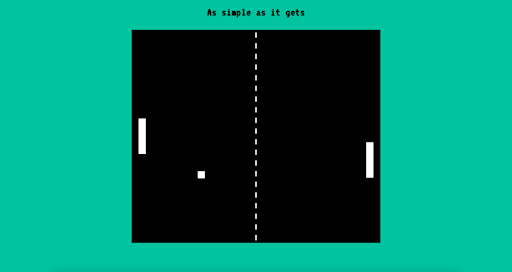 Table tennis or Ping pong game using HTML, Java and JavaScript