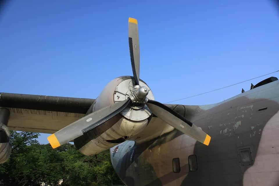 Propeller design using catia v5