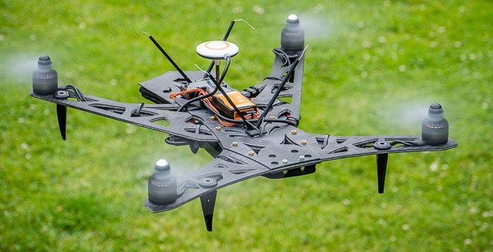 Quadrotor Workshop for Mechanical Engineering Students