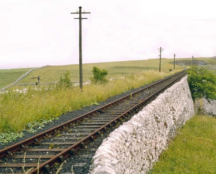Railway Embankment Improvement Technique