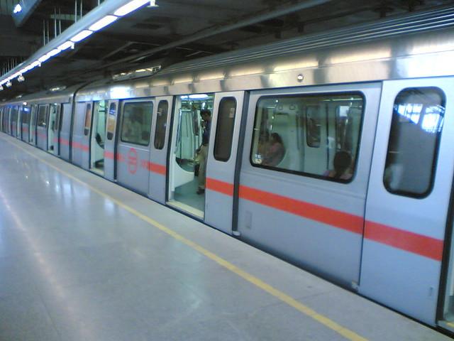 RFID based smart card for metro