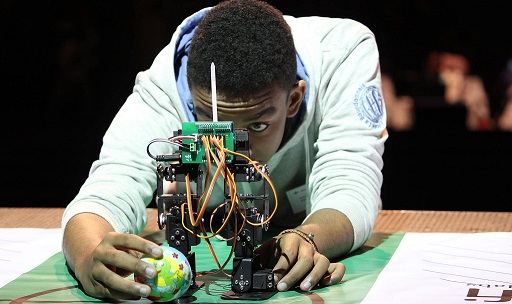 Robotics Summer camp for School kids