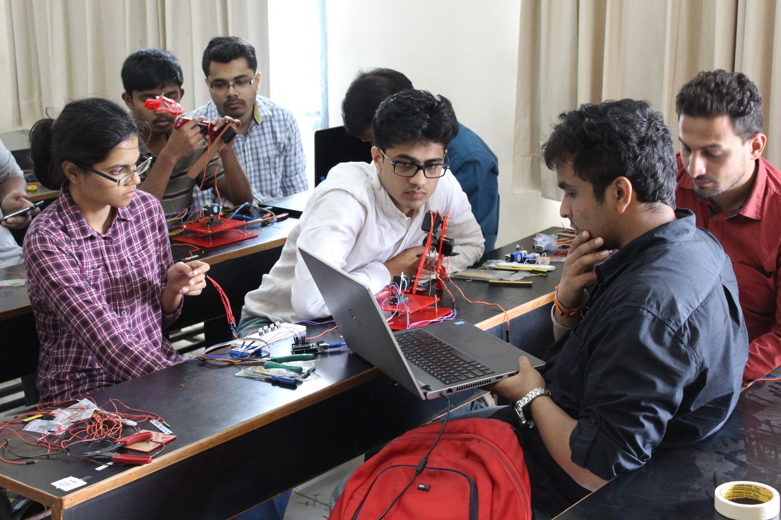 robotics training in chennai