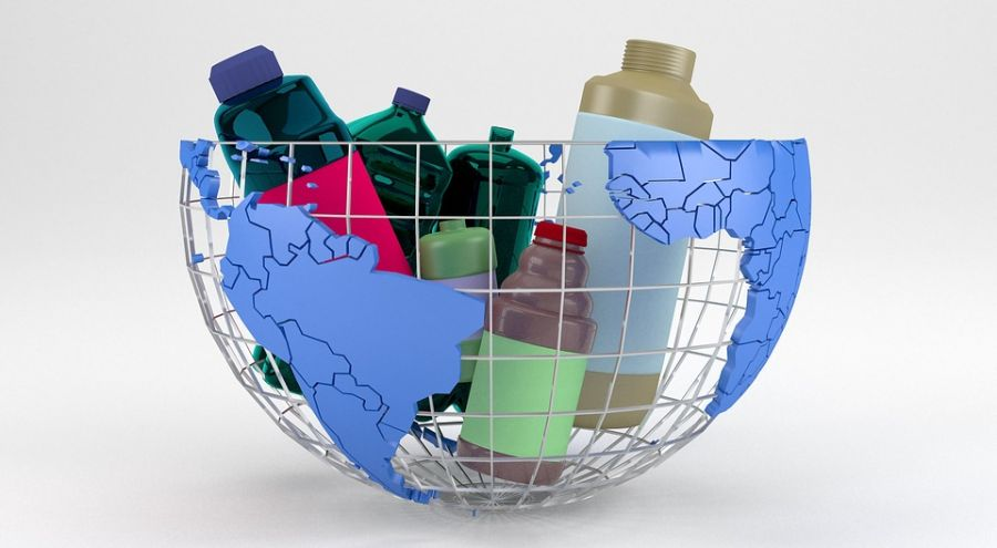 Soil Stabilization using Plastic