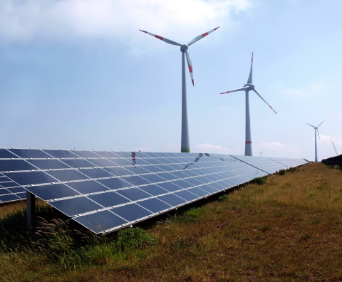 Wind & Solar Energy - alternative energy