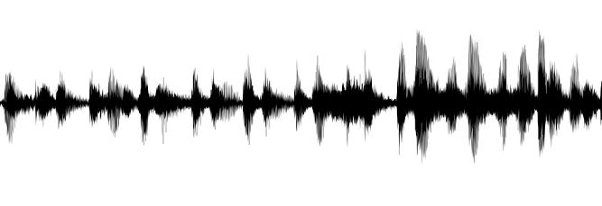 Sound processing python project
