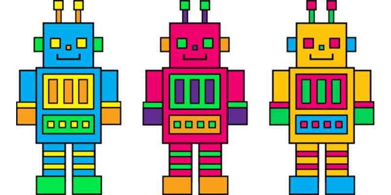 Step block Robot