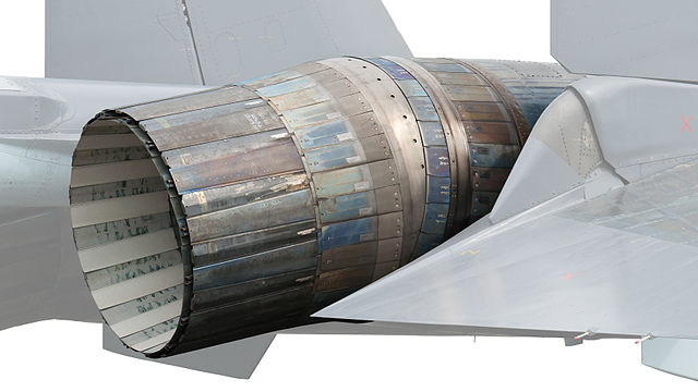 Study of performance of thrust vectoring in commercial aircraft