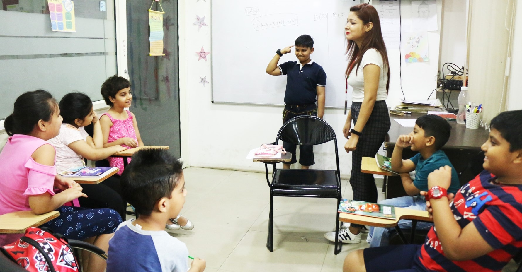 Summer camps for school students