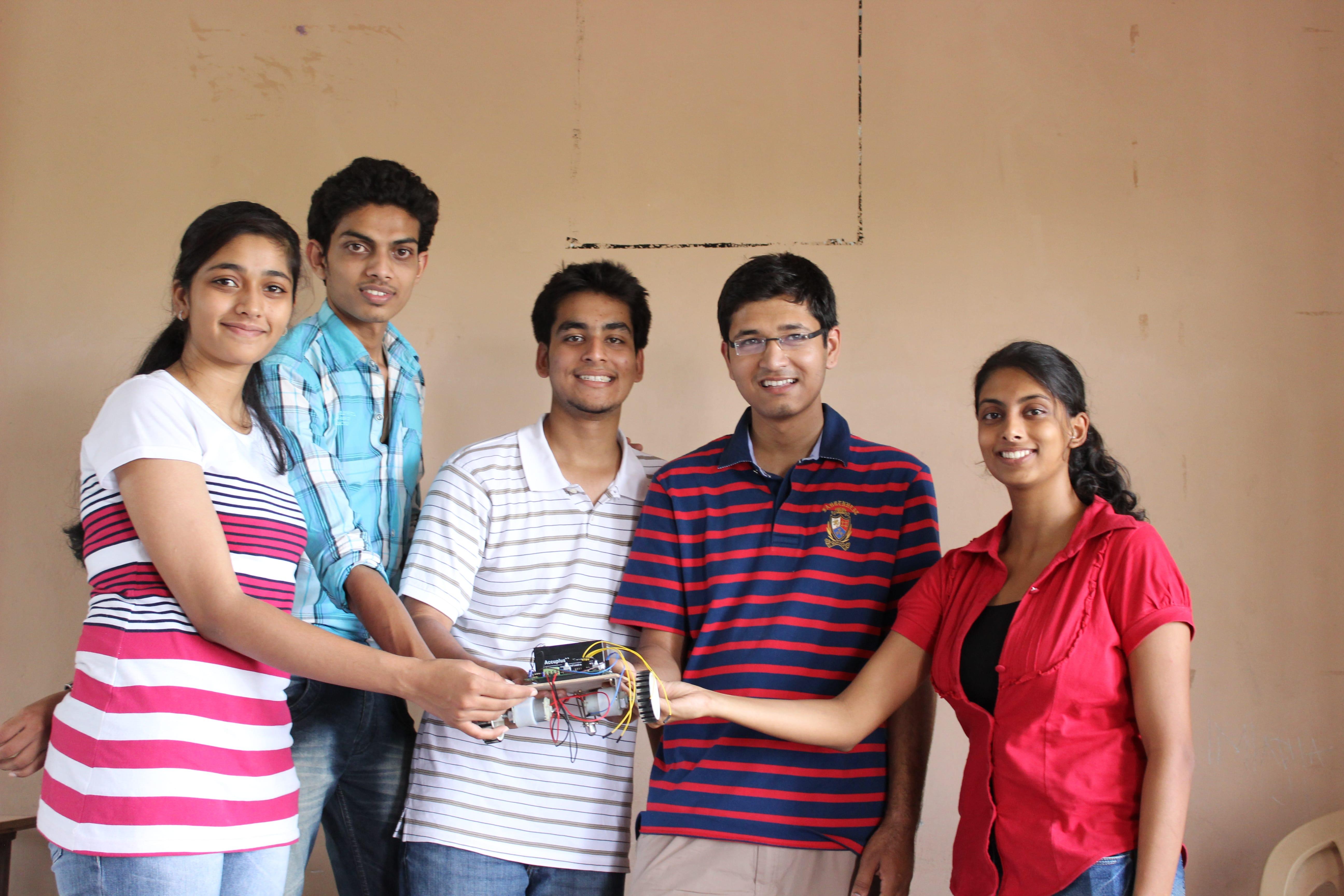 Summer training topics for ec eee it cs in mumbai