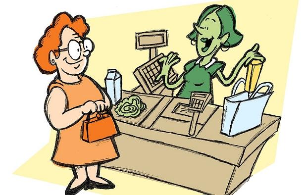Supermarket Billing system using Python
