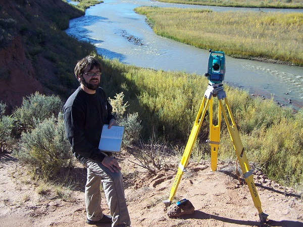 Working Knowledge of a Total Station - Essential Skill for Civil Engineering Students