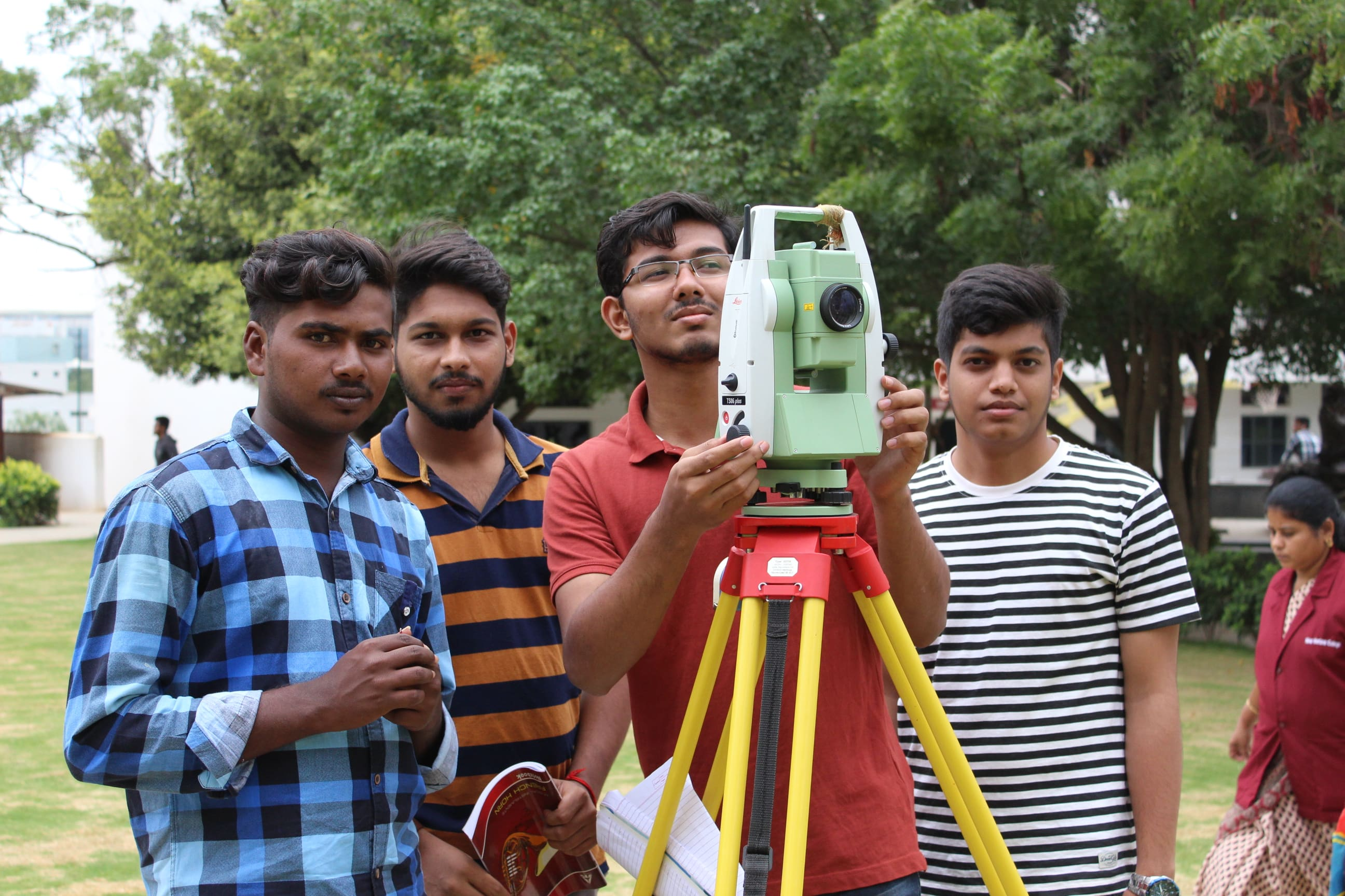 total station and gis training in chennai