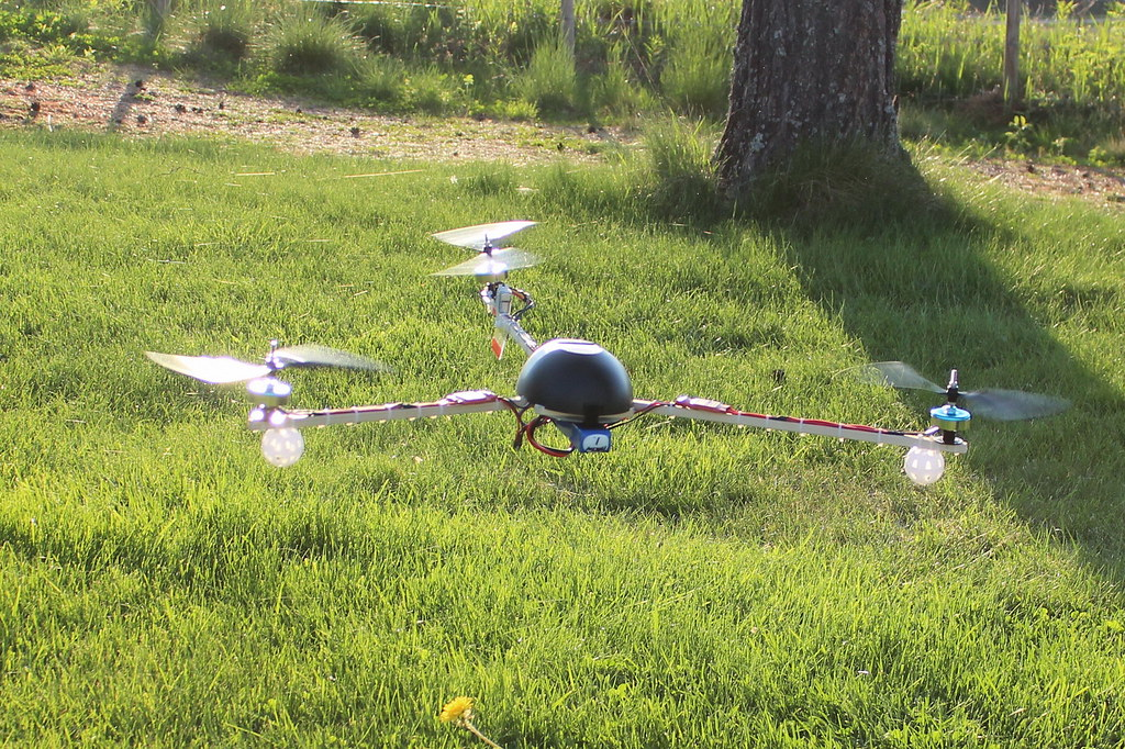 Tricopter design workshop