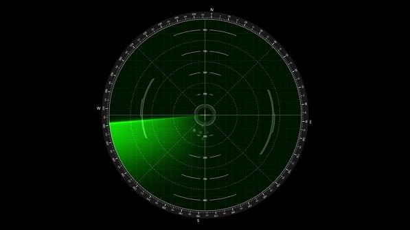 Ultrasonic Radar using Pi