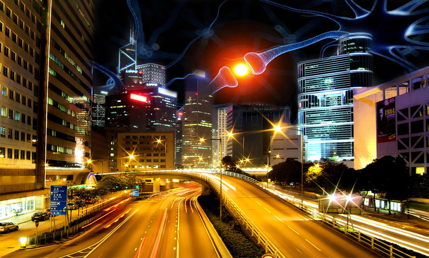 What are the benefits of a smart city?