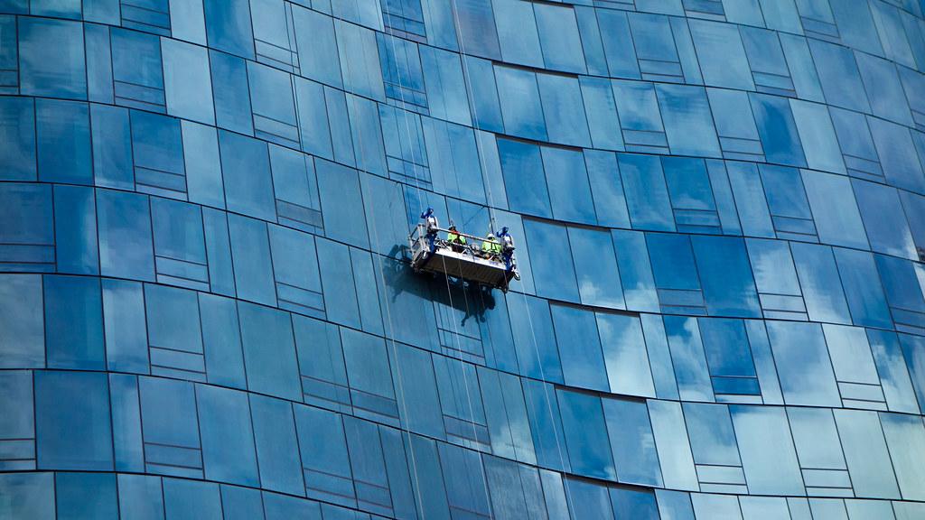 Window Washing Drone