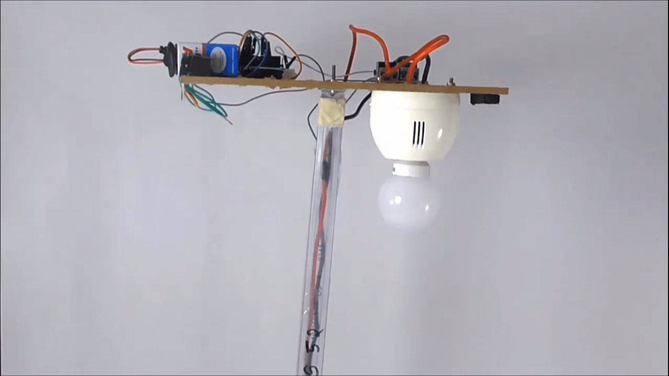 Automated Street Lighting