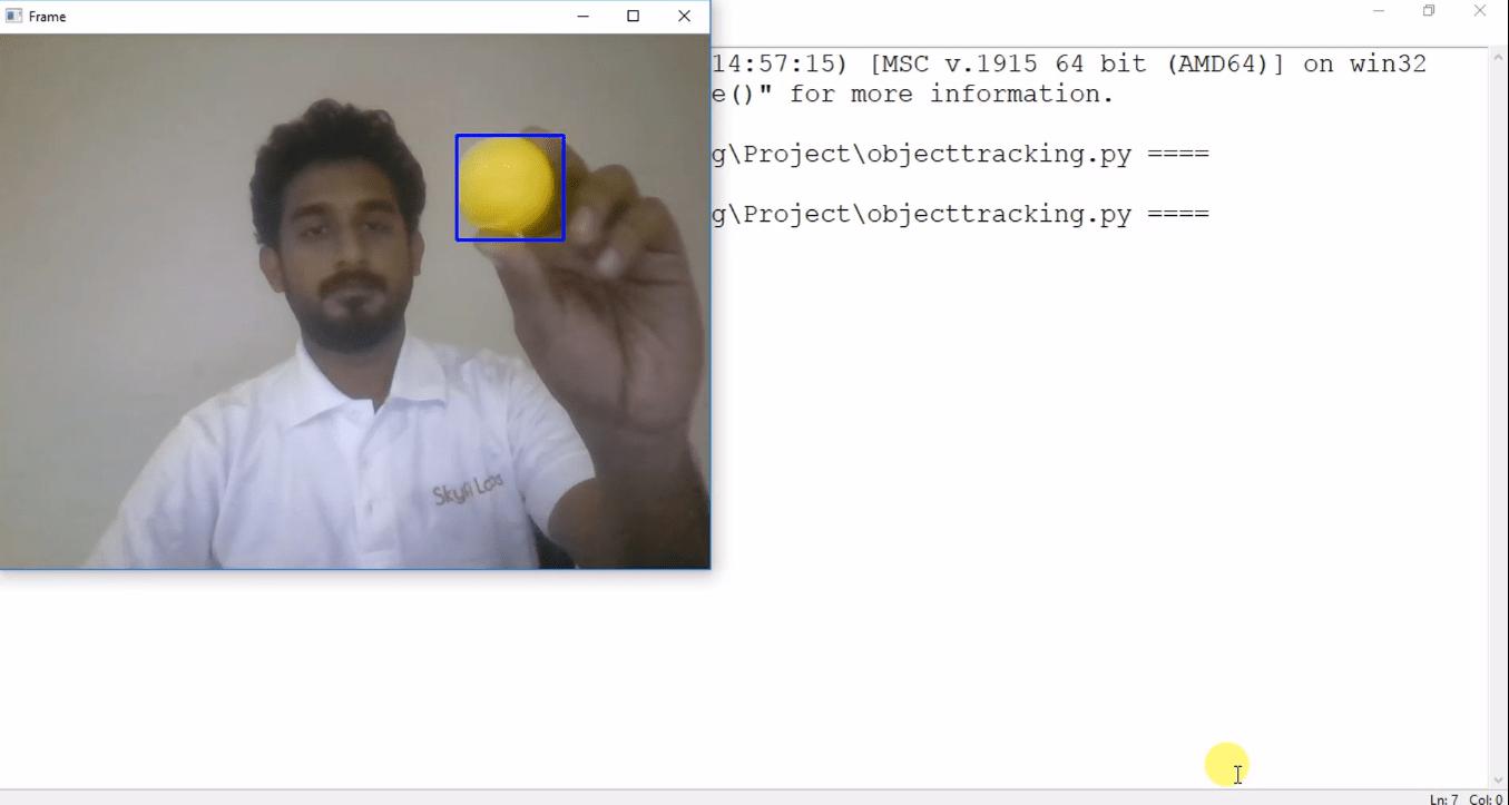 Computer Vision Training & Internship