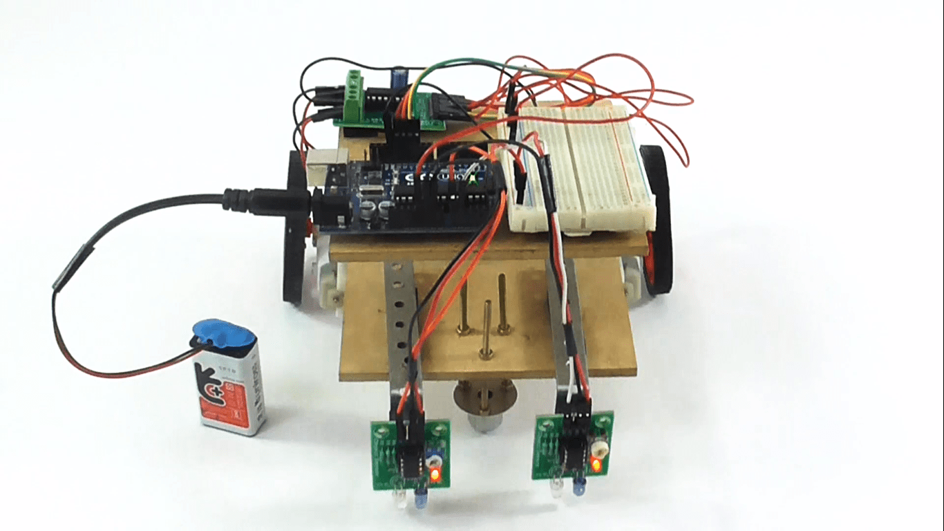 Sensor Guided Robotics