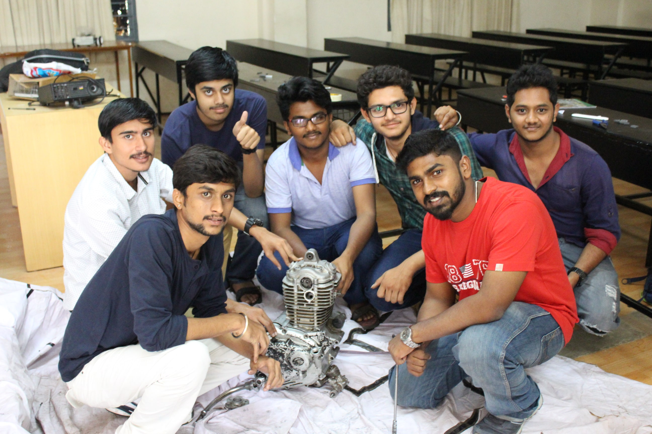 winter training program in automobile engineering