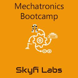 Mechatronics Bootcamp  at Skyfi Labs Center Workshop