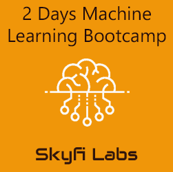 2 Days Machine Learning Bootcamp  at Skyfi Labs Center, HBA Junior College Workshop