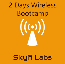 2 Days Wireless Bootcamp  at Skyfi Labs Center