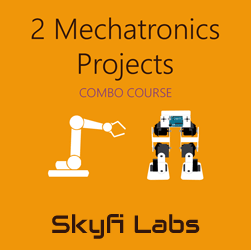 2 Mechatronics Projects