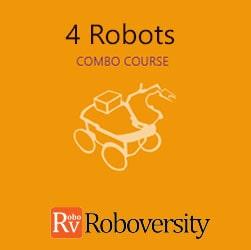 4 Robots (Combo Course)