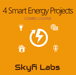 4 Smart Energy Projects (Combo Course)