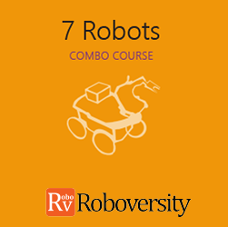 7 Robots (Combo Course)  at Sahyadri College of Engineering & Management