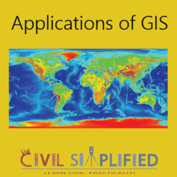 Applications of GIS Workshop Civil Engineering at REVA University, Rukmini Knowledge Park Workshop