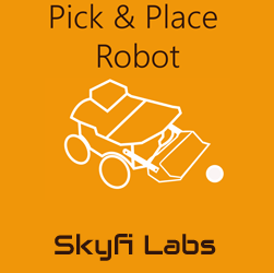 Pick & Place Robot  at Shri Sant Gajanan Maharaj College of Engineering