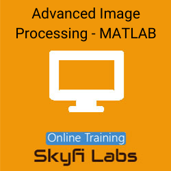 Advanced Image Processing using MATLAB Online Live Course  at Online Workshop