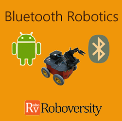 Bluetooth Android App Robotics