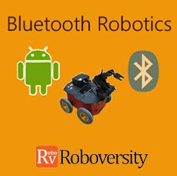 Bluetooth Android App Robotics Robotics