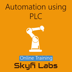 Automation using PLC Online Project-based Course  at Online Workshop