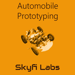 Automobile Prototyping Workshop Automobile at Skyfi Labs Center